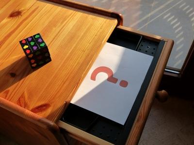 Vorschaubild: Pressefoto Bild 05 - Welcher Schubladen-Typ sind Sie?