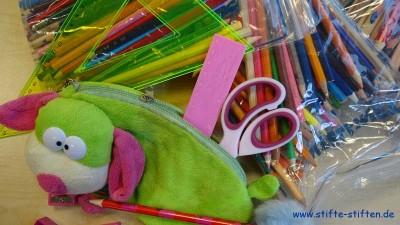 Minna-Specht-Grundschule führt eine Sammelaktion durch