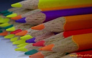 Buntstifte im Sammelprogramm