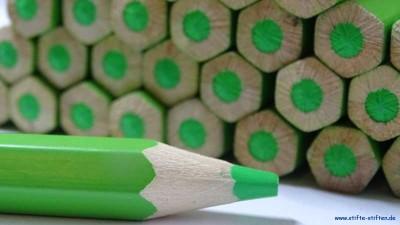 Nachhaltigkeit - Schüler sammeln Stifte für Kinder in Afrika