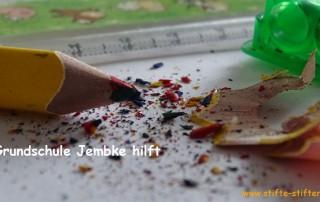 Grundschule hilft Kindern in Afrika mit Sammelaktion Stifte stiften