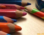 Stifte der Grundschule Baden Oos