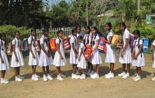 Stifte für Sri Lanka