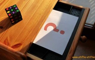 Welcher Schubladen-Typ sind Sie? Erkenntnisse aus dem Schreibtisch.