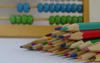 Stifte stiften - Schüler spenden gebrauchte Stifte für Afrika