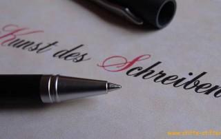Schreibgeräte für Stifte stiften