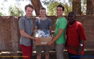 Stifte für Malawi Tawuka