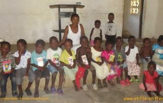 Stifte für Malawi