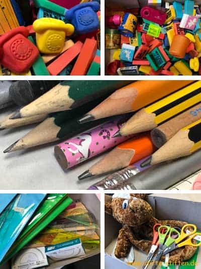 Trotz Absage: Kinder-Secondhandbazar überrascht mit enormen Sammelergebnis an Stiften