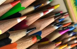 Stifte sammeln